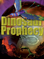 Dinosaur Prophecy Poster