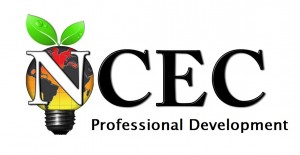 NCEC Logo with Professional Development underneath